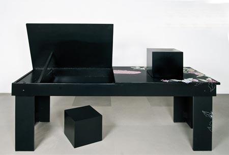 Tavolo degli utopisti otto luogo dell 39 arte for Tavolo degli hobby